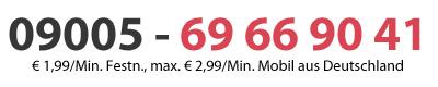 Transen Telefonsex Hotline